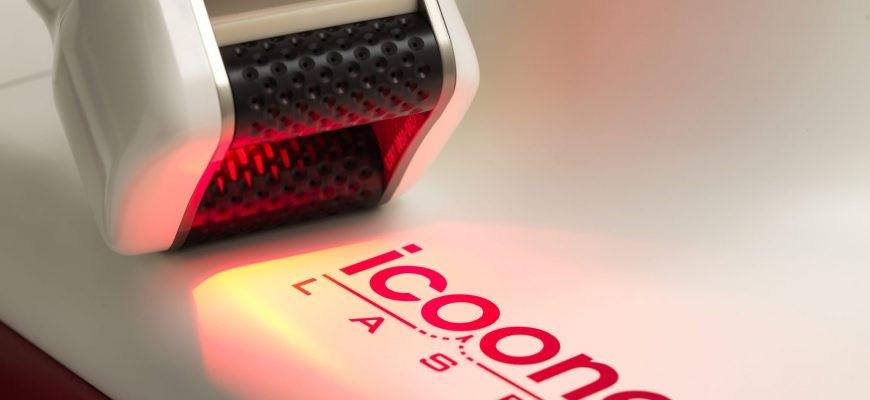 Видеопрезентация аппарата Icoone