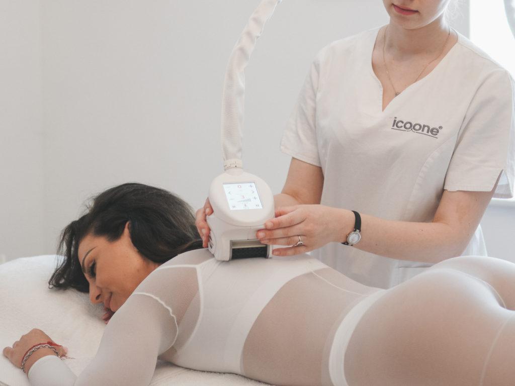 Optimum icoone laser - завершающая программа для расслабления